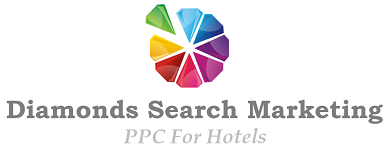 Diamonds Search Marketing Logo